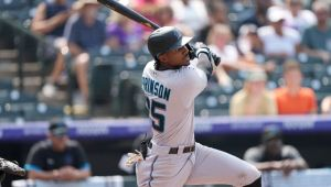 Brinson says he hears slur after reviewing video