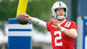 Colts' Wentz to have surgery, out 5-12 weeks