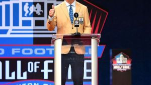Manning, '21 class inducted to cap HOF weekend