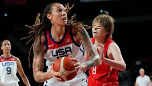 Team USA women's hoops wins 7th straight gold