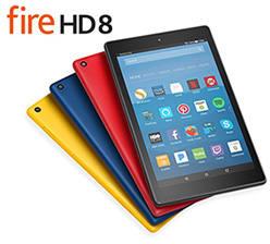 Amazon Kindle Fire HD 8 Tablet