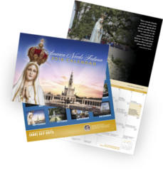 FREE 2018 America Needs Fatima Calendar