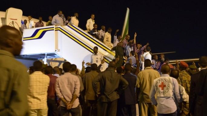 SUDAN: ICRC facilitates handover of 125 detainees in cross-border operation