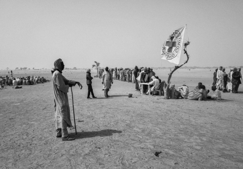 Waiting in Toumour, Niger
