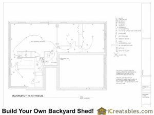 How To Wire A Backyard Shed orBasement
