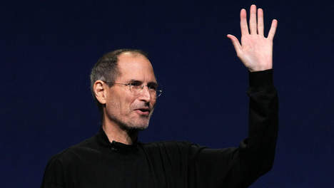 Steve Jobs treedt af als CEO van Apple