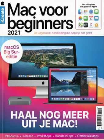 Mac for beginners 2021