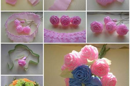 Beautiful flowers 2019 instructions patterns for crepe paper instructions patterns for crepe paper flowers various pictures of the most beautiful flowers can be found here find and download the prettiest flowers mightylinksfo