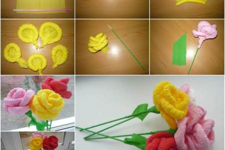 How to do paper flowers step by step beautiful flowers 2019 craft paper flowers making step by step find craft ideas step by step diy papers made flower craft ideas for kids diy pertaining to diy paper flower step by mightylinksfo