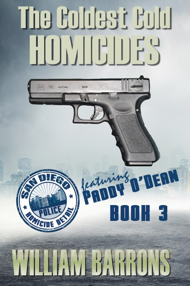 The Coldest Cold Homicides by William Barrons Image