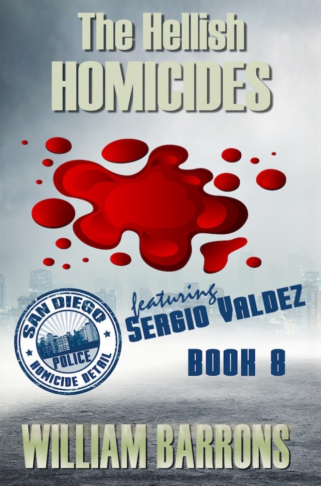 The Hellish Homicides by William Barrons Image