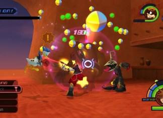 Kingdom Hearts livello 100