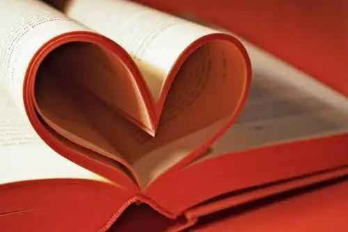 San Valentino, amore, libri