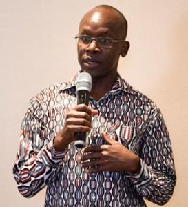 Dr Chris Ojiewo, Global Coordinator, Tropical Legumes III, HOPE II and AVISA