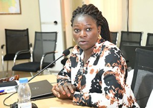 Dr Jummai O Yila, Gender Specialist, ICRISAT-WCA.