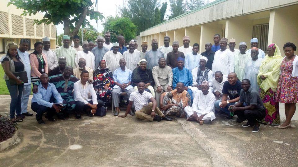 Participants at the sorghum innovation platform meeting. Photo: ICRISAT