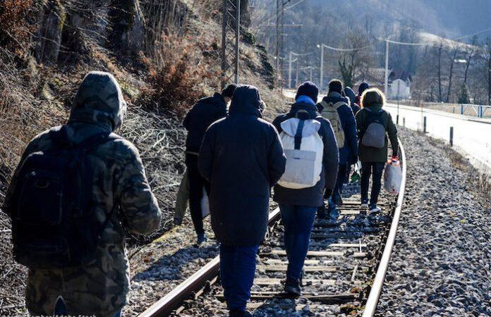Rotta balcanica: la lunga marcia senza diritti