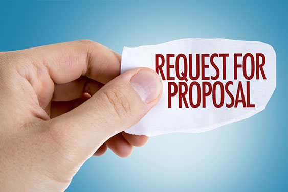 Tips to acquire services through a formal request for proposal  RFP     request for proposal IC System