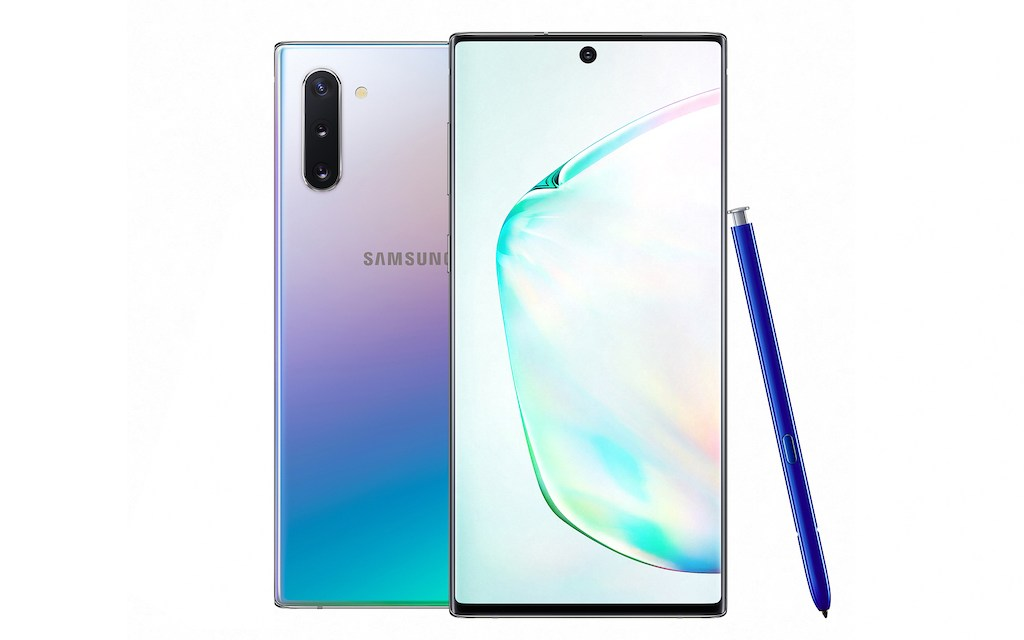 With the Samsung Galaxy Note10, are we reaching the limits of the smartphone?