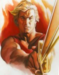 Flash-Alex Ross Litho copy