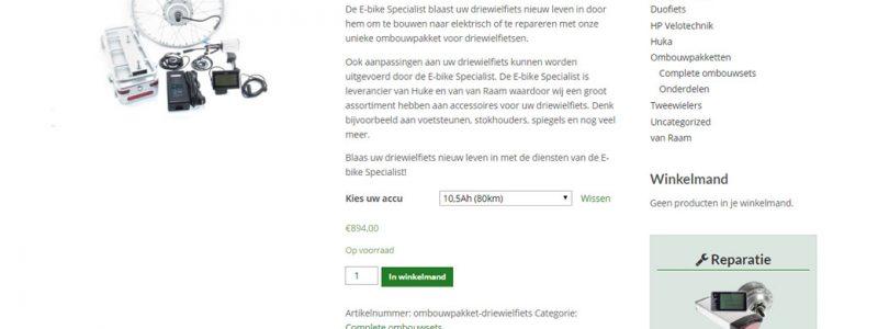 ebikespecialist-webshop