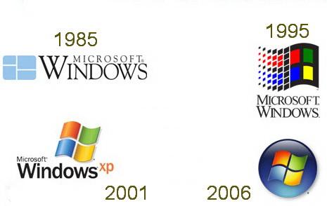 microsoft-windows-logos
