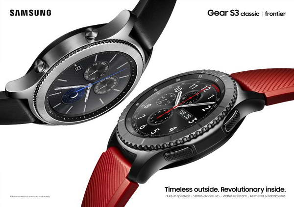 samsung Classic and Frontier