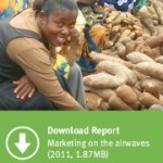 FM Radio is mAgriculture to Small-Scale African Farmers