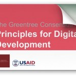 Please RSVP Now for  Build for Sustainability: ICT4D Principle 4