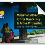 The Linkages Between Technology And Democracy in Myanmar