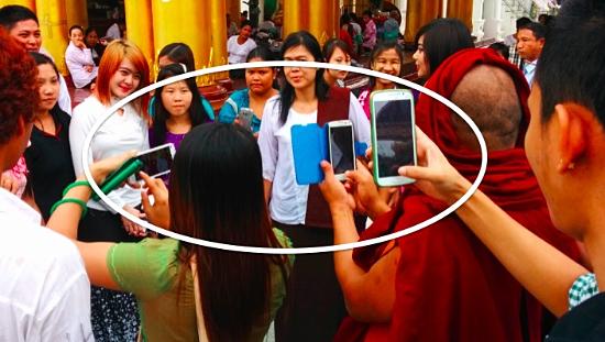 myanmar-smartphones