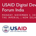 Please RSVP Now: USAID Digital Development Forum India