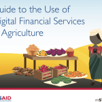 New USAID Guide: How to Use Digital Financial Services in Agriculture