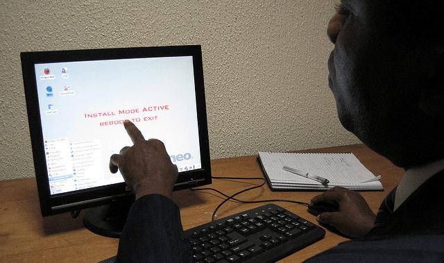 ICT4D professional