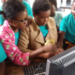 Yes, Girls Can Code Software in Zambia!