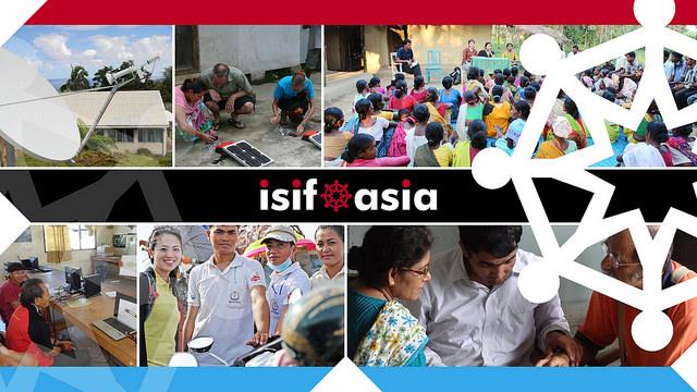 ISIF Asia Grants