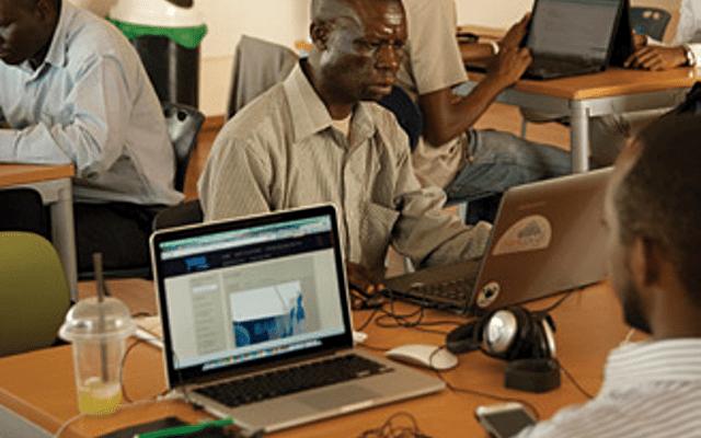 informal work iworkers africa