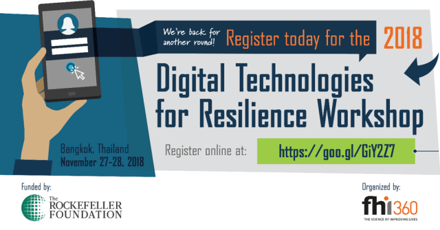 Digital Technologies for Resilience