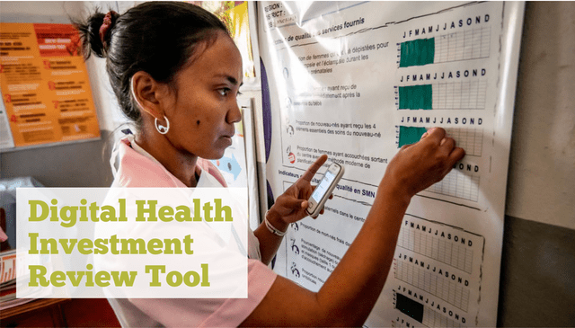 digital health evaluation tool