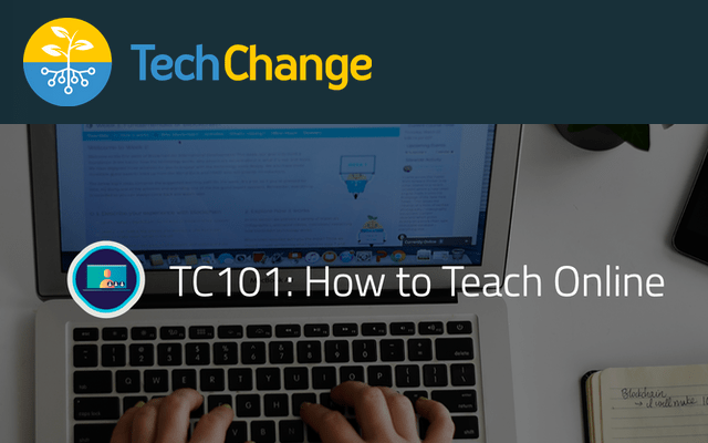how to teach online training