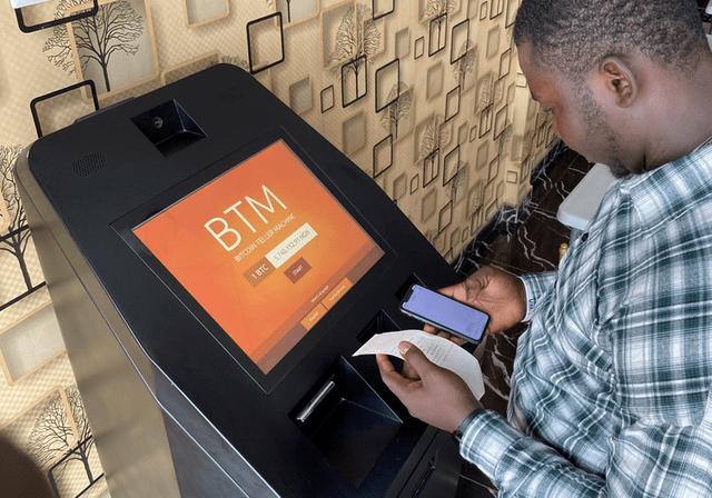 spending bitcoin nigeria