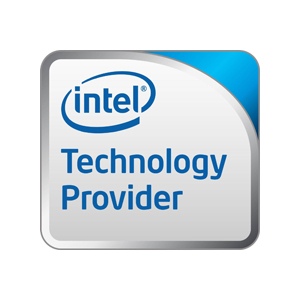 Logo intel - Technology Provider
