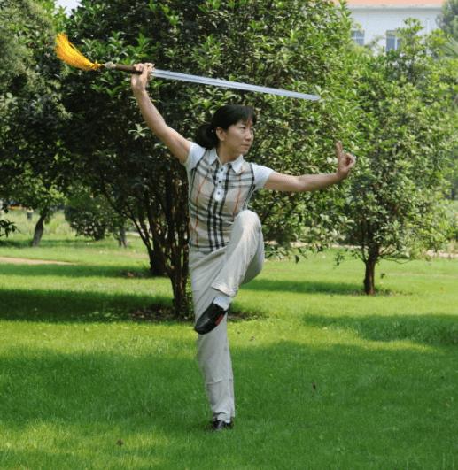 taijijian master chen paiju