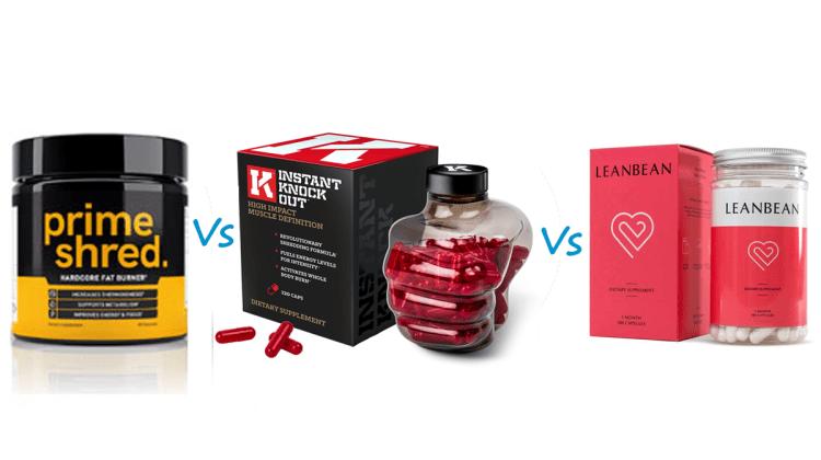 Instant Knockout vs Leanbean vs PrimeShred