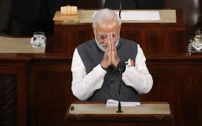 Indian Prime Minister's Speech In the US Congress