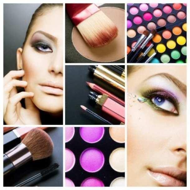Make-Up-Collage