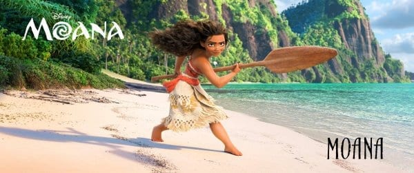 AULI'I CRAVALHO lends her voice to the title character, MOANA, a teenager who dreams of becoming a master wayfinder.