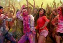 what to wear to a Holi party