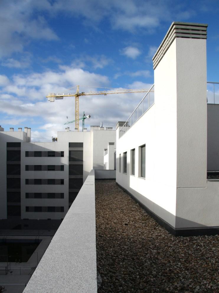 I&D arquitectos - Vivienda colectiva CH 01