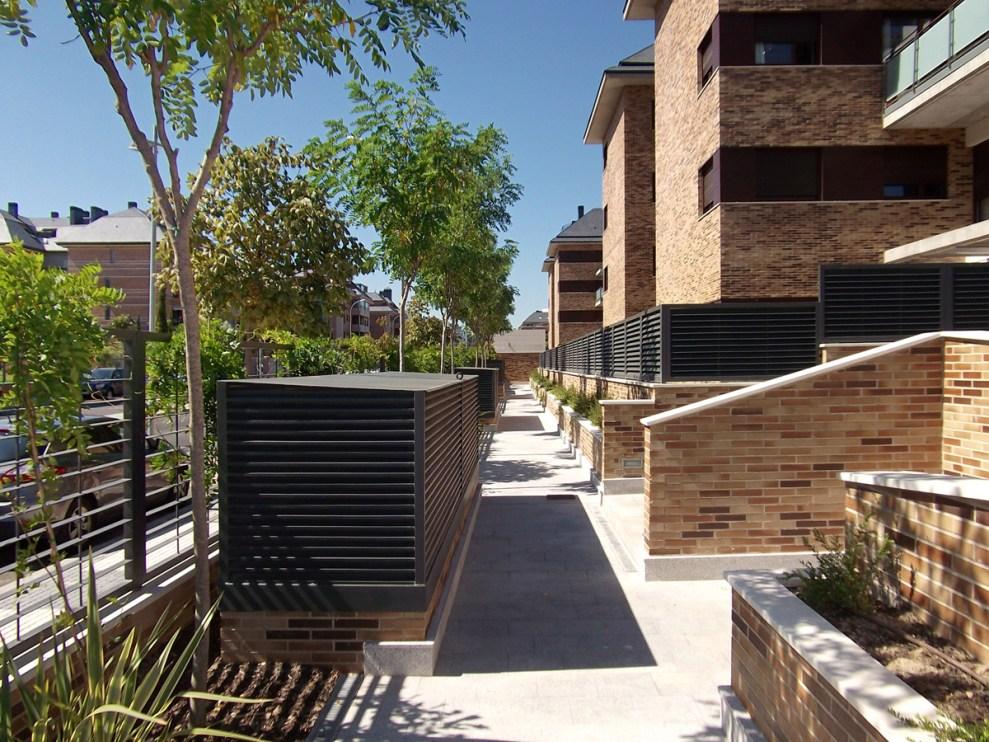 I&D arquitectos - Vivienda colectiva CPA 05